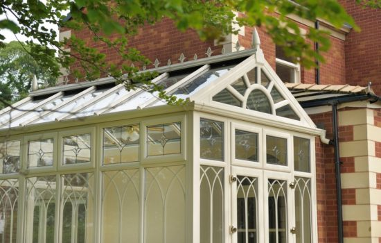 High Performance Roof Glass